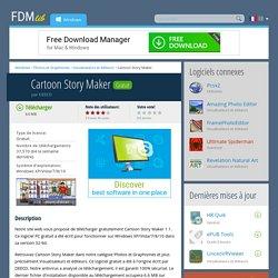 Cartoon Story Maker (gratuit) télécharger la version Windows