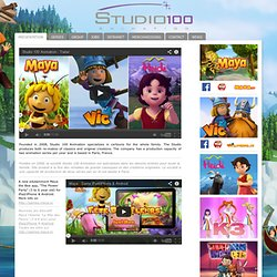 Cartoon Studio - Studio 100 Animation