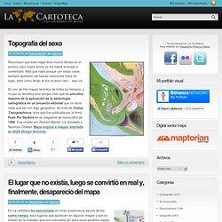 La Cartoteca - Blog sobre mapas, cartografía y geografía