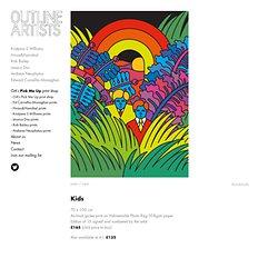 OA PMU print shop: Ed Carvalho-Monaghan prints — Outline Artists