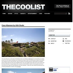 Casa Albanese by ASA Studio