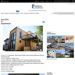 Casa 373 / C+ Arquitectura