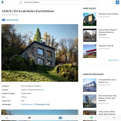 CASA Vi / EV+A Lab Atelier d'architettura