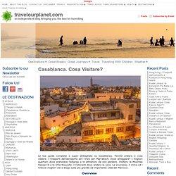 Treno Da Casablanca A Marrakech