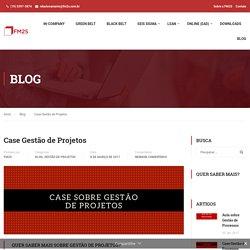 Case sobre Gestão de Projetos - FM2S