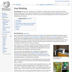 Case Modding