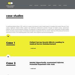 case studies - CRC Australia