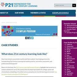 Case Studies - P21