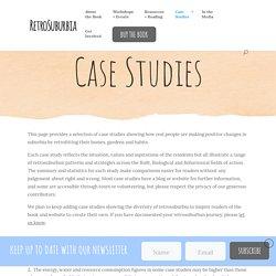 Case Studies - RetroSuburbia