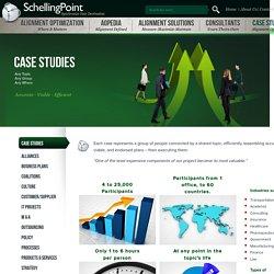 Case Studies - SchellingPoint