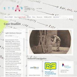 Case Studies › STEM to STEAM