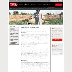 Case study: Burkina Faso