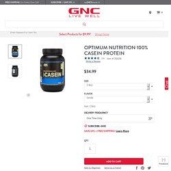 Gold Standard 100% Casein™ - Chocolate Supreme