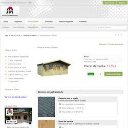 Casetas de madera AMPARO