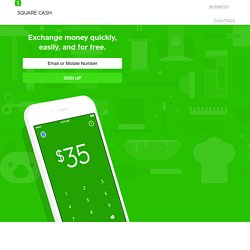 Cash - Email money to anyone | Square