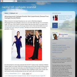 capital hill cashgate scandal: Africanarguments Cashgate Scandal: Red Carpet-Worthy Dresses From Cashgate Scandal Malawi