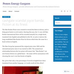 cashgate scandal joyce banda: Fiction at its finest – Pemex Energy Gurgaon