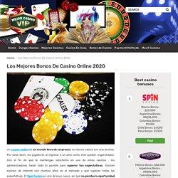 Bonos de Casino Online en Español