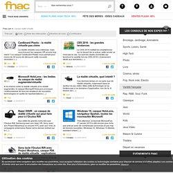 casque réalité virtuelle, actus, infos et tests Fnac.com