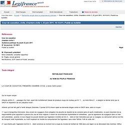 resp. contractuelle + SNCF = 23 juin 2011 (n° 10-15811)