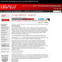 Cour de cassation Chambre civile 1 Arrêt du 14 novembre 2013