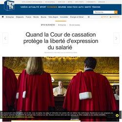 Quand la Cour de cassation protège la liberté d'expression du salarié