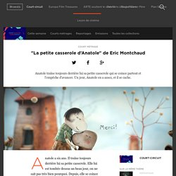 """La petite casserole d'Anatole"" de Eric Montchaud"