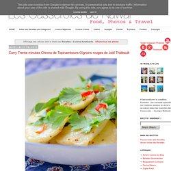 Les Casseroles de Nawal: Recettes : Cuisine Asiatisante