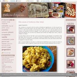 Pois cassés à l'indienne (Toor dhal) - Délices d'épices...