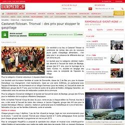 Castanet-Tolosan. Trionval : des prix pour stopper le gaspillage - 09/04/2013