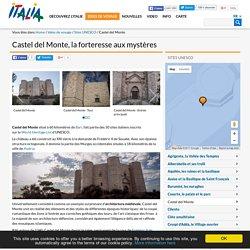 Castel del Monte, la forteresse aux mystères-Sites UNESCO-Idées de voyage