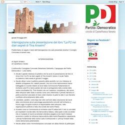 PD Castelfranco Veneto: maggio 2011