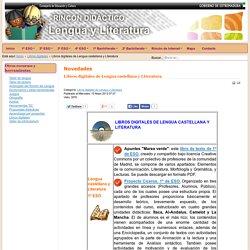 Libros digitales de Lengua castellana y Literatura