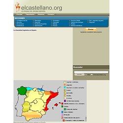 Castellano - La Página del Idioma Español = El Castellano - Etimología - Lengua española