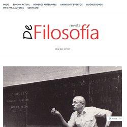 Por primera vez en castellano, la ENTREVISTA a Michel Foucault: El poder, los valores morales y el Intelectual.