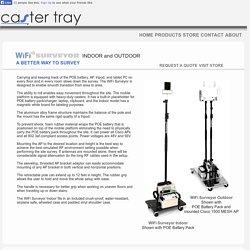 Caster Tray