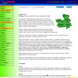 CASTILLA - LA MANCHA por Todo sobre España