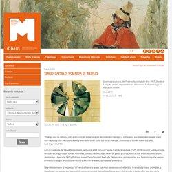 Sergio Castillo: Domador de metales - Museo Nacional de Bellas Artes