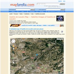 Spain Google Satellite Maps