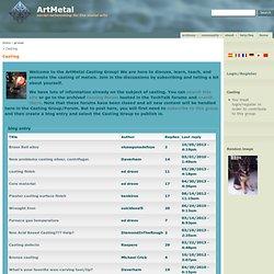 Casting | ArtMetal