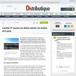 Un datacenter Castel-IT inauguré près de Tours