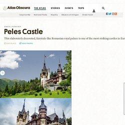 Peles Castle – Sinaia, Romania click 2x