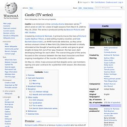 Castle (TV series) - Wikipedia