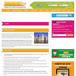 Castles for primary school children
