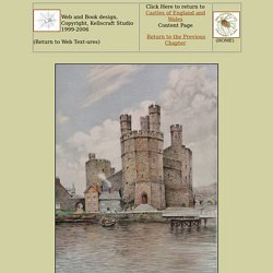 Castles of England and Wales: Chapter 17
