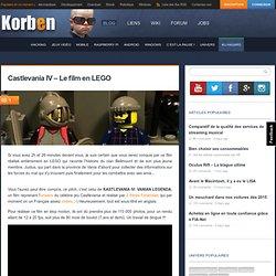 Castlevania IV – Le film en LEGO