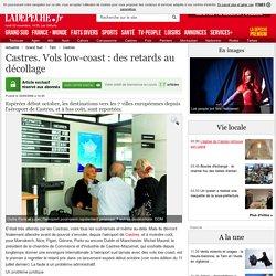 Castres. Vols low-coast : des retards au décollage - 30/09/2008 - ladepeche.fr