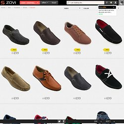 Casual Shoes - Mens Shoes - Zovi Shoes
