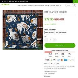 cat blanket 1000810 - Ecrafta