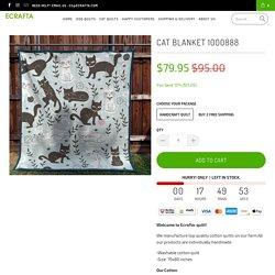 cat blanket 1000888 - Ecrafta
